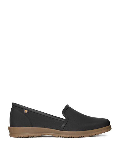 Sweetpea Slip-On Shoes Black
