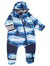 All Weather Onesie Blue Wave