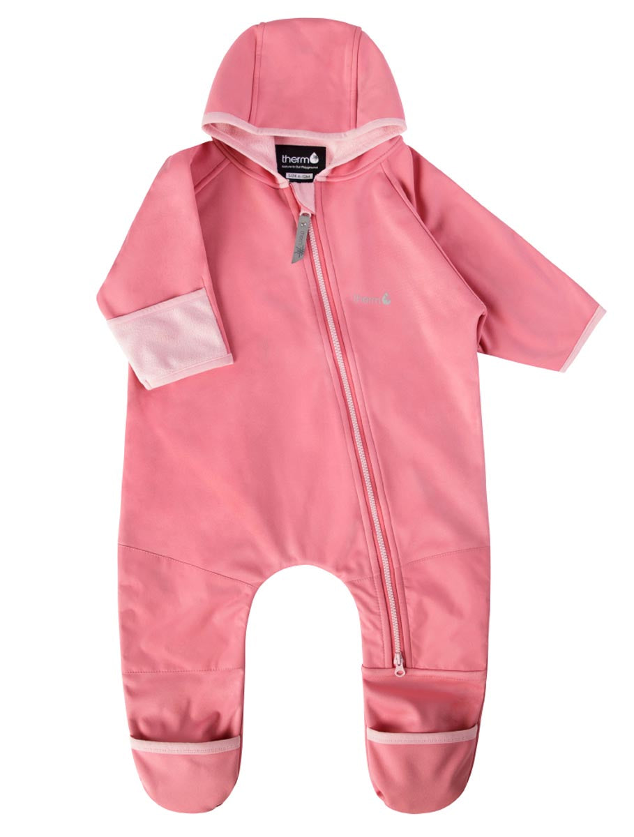 All Weather Onesie Camellia Pink