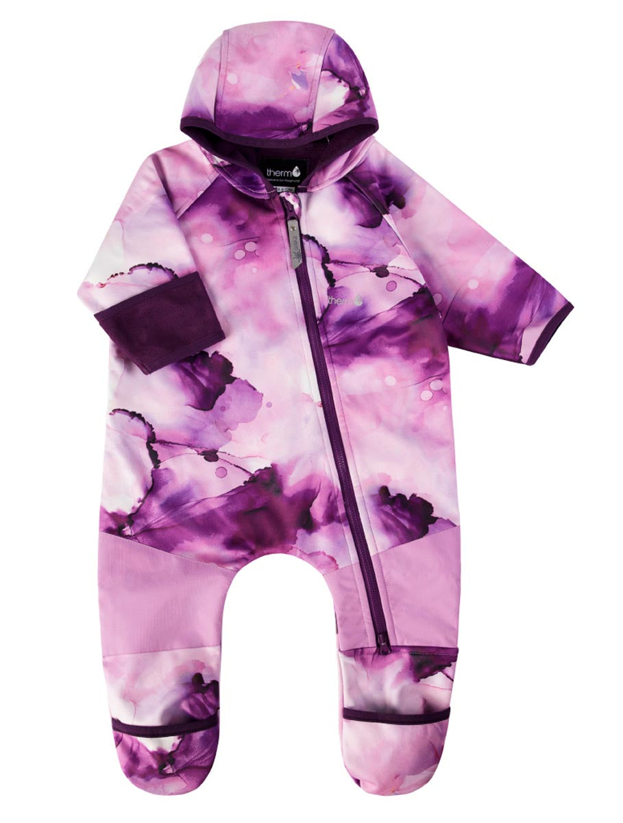 All Weather Onesie Watercolour Marble