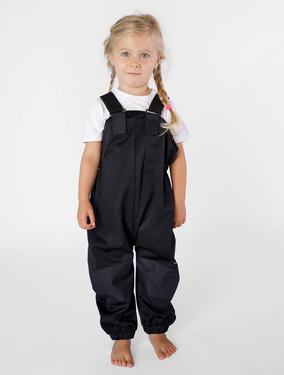 All Weather Overalls Black