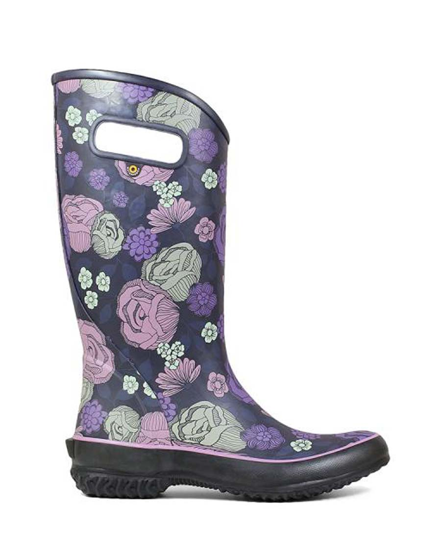 Rainboot Le Jardin Gumboots Purple