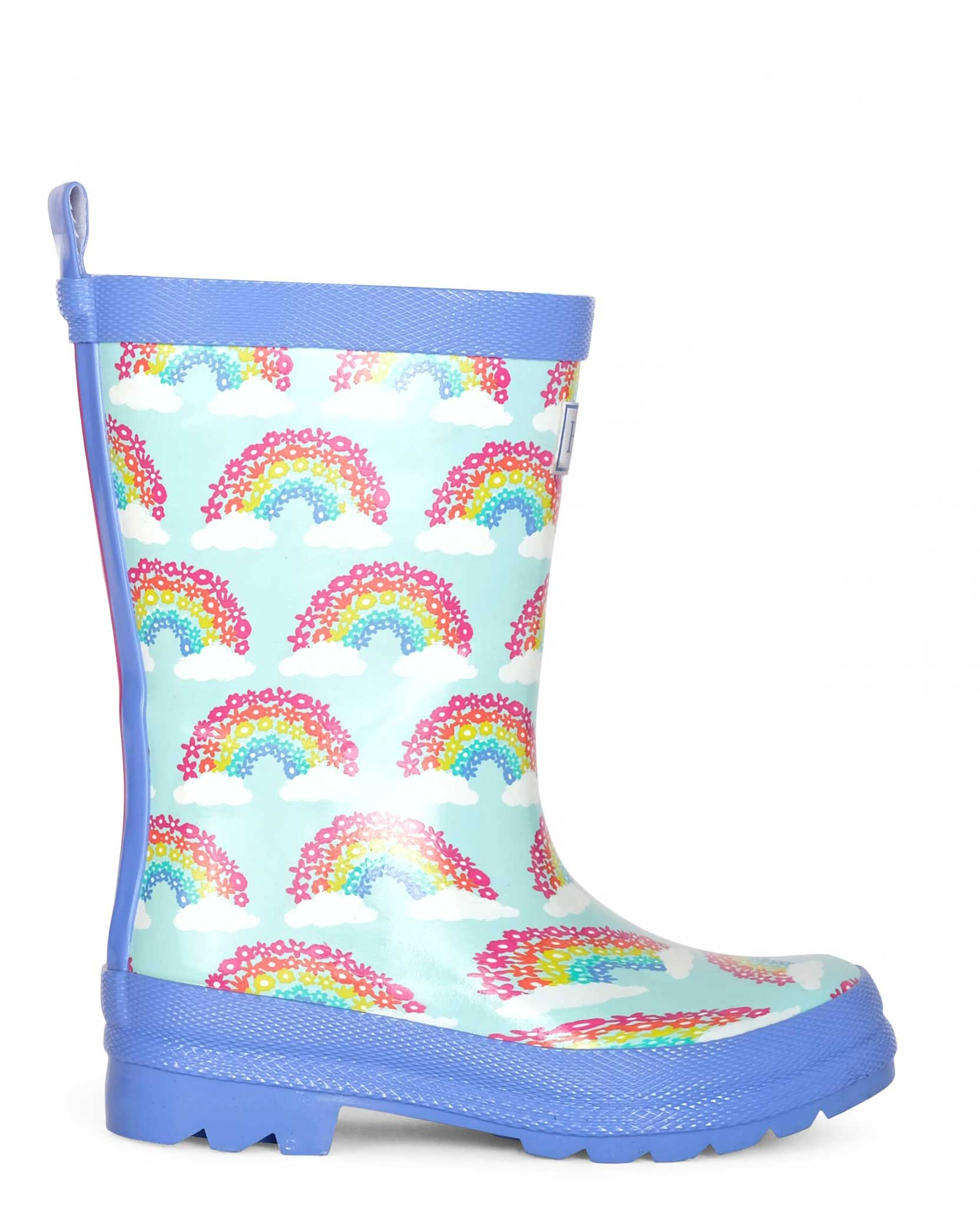 Magical Rainbows Shiny Gumboots