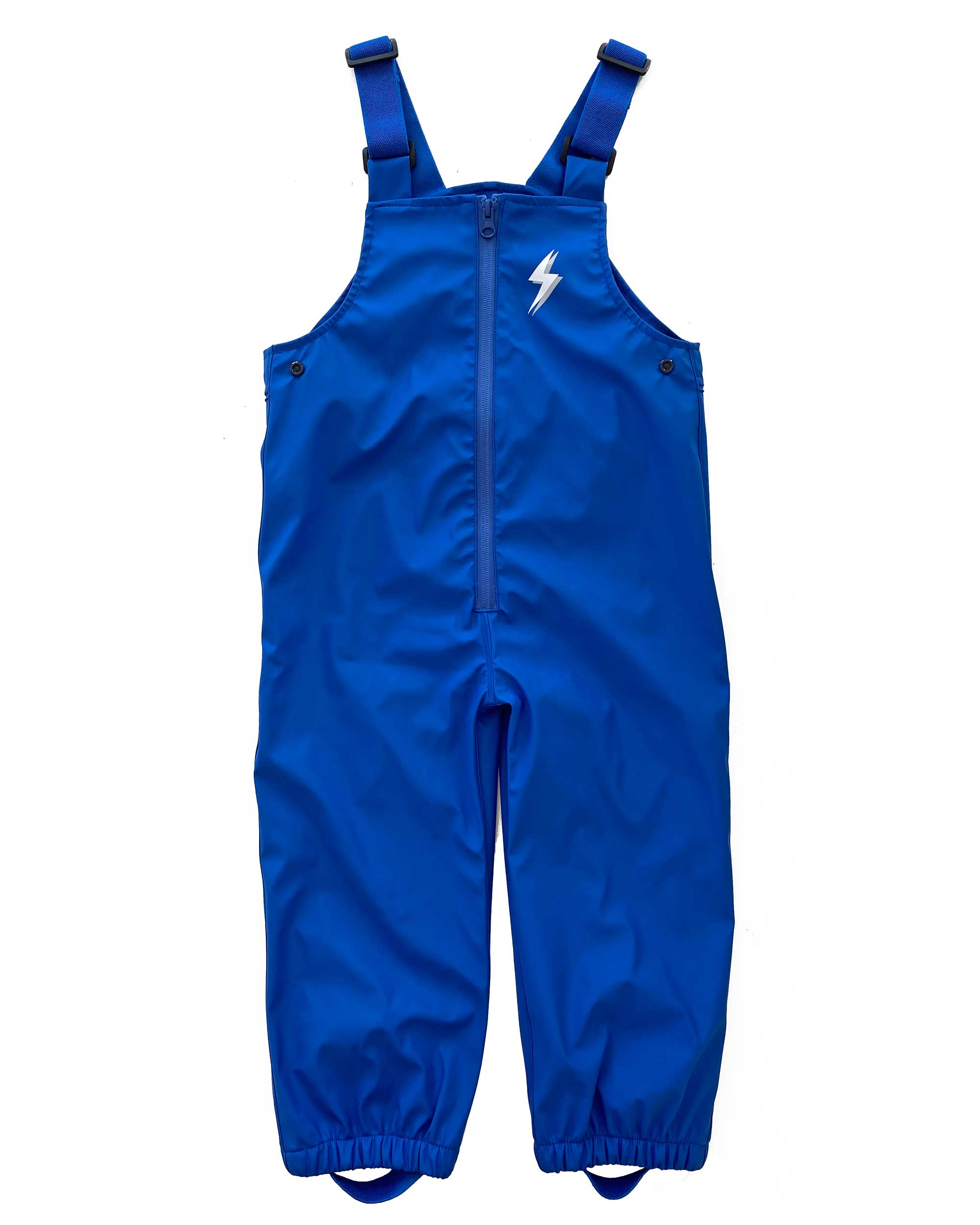 Splasher Blue Waterproof Overalls