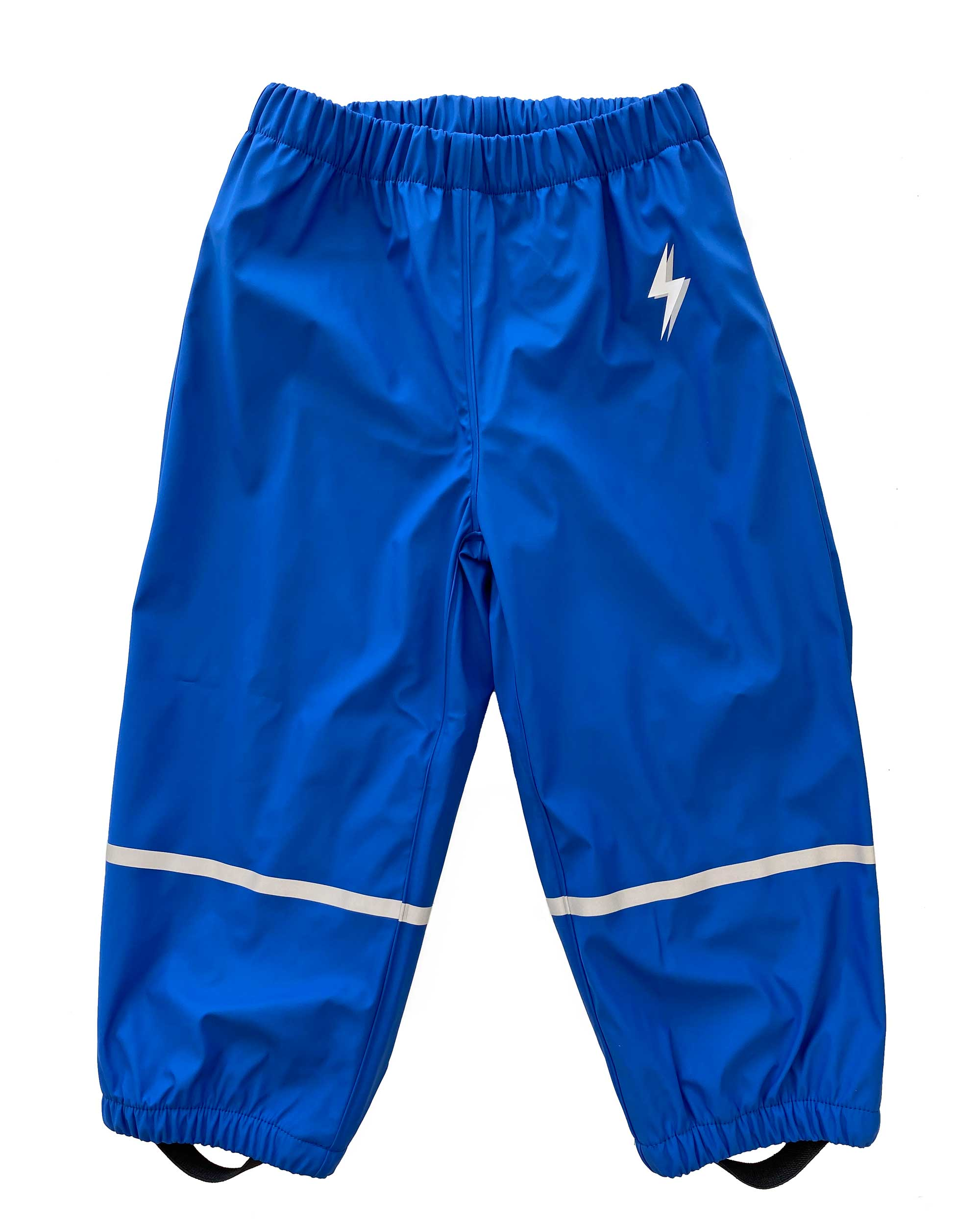 Splasher Blue Rain Pants