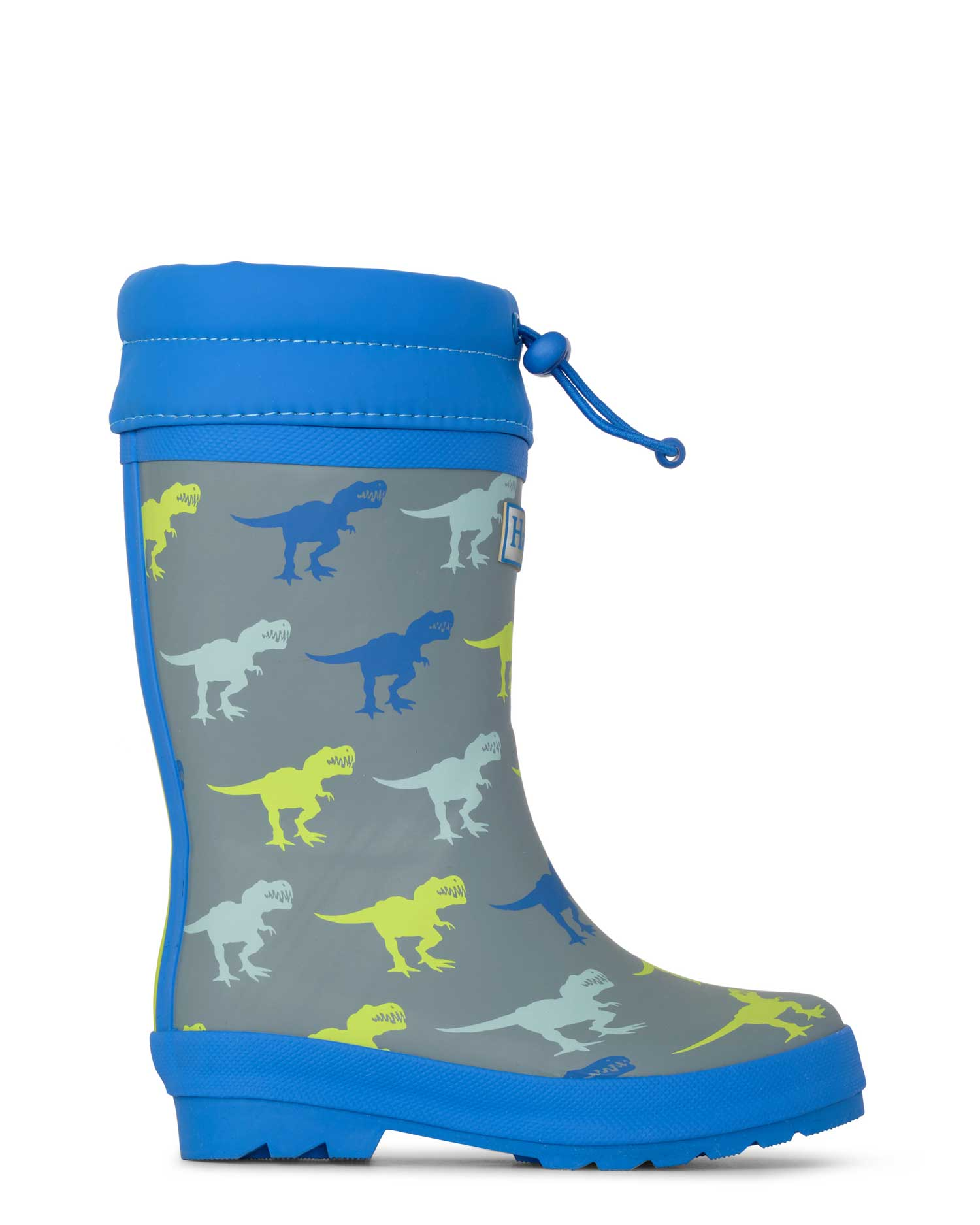 T-Rex Sherpa Lined Gumboots