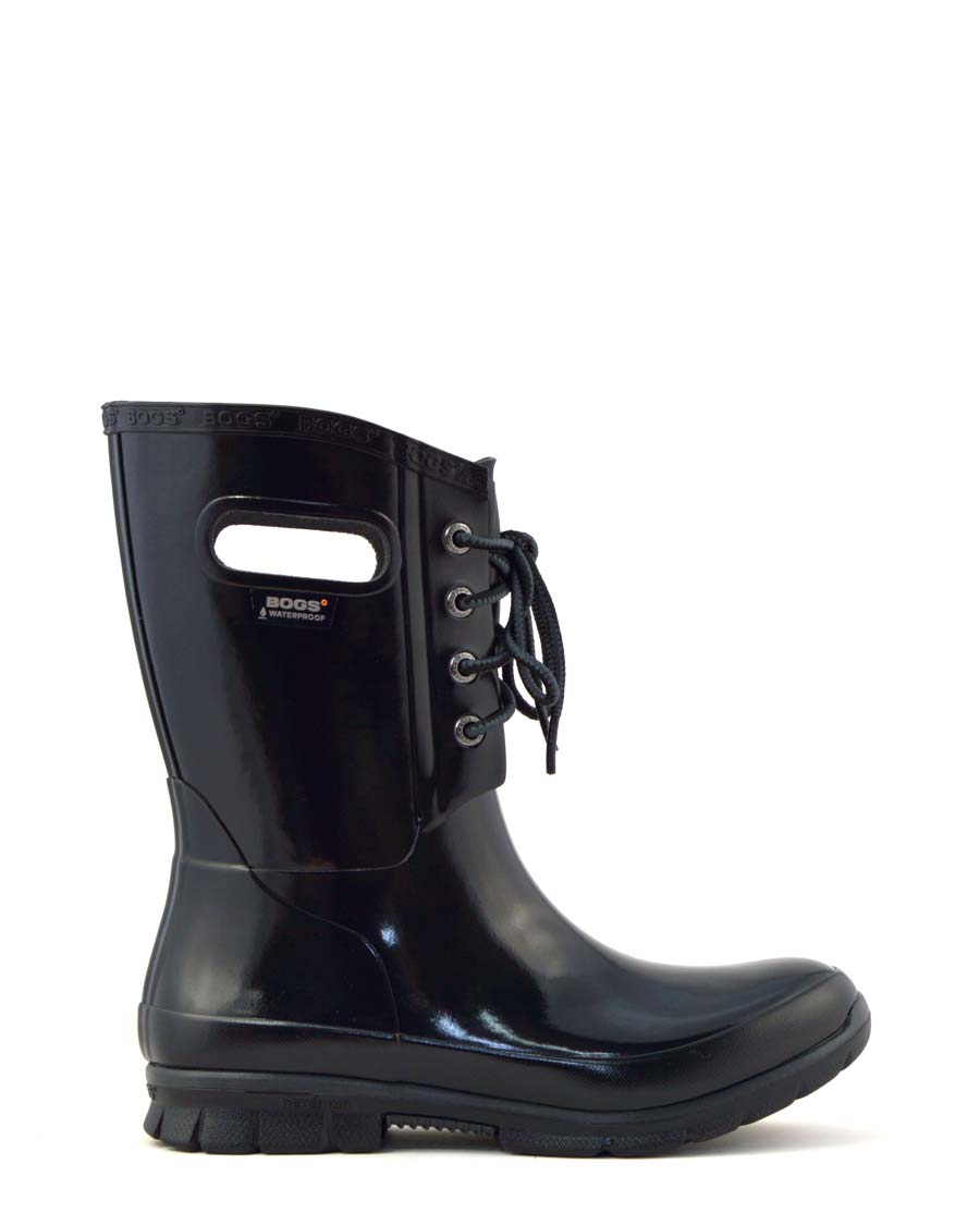 Amanda Black Wellies