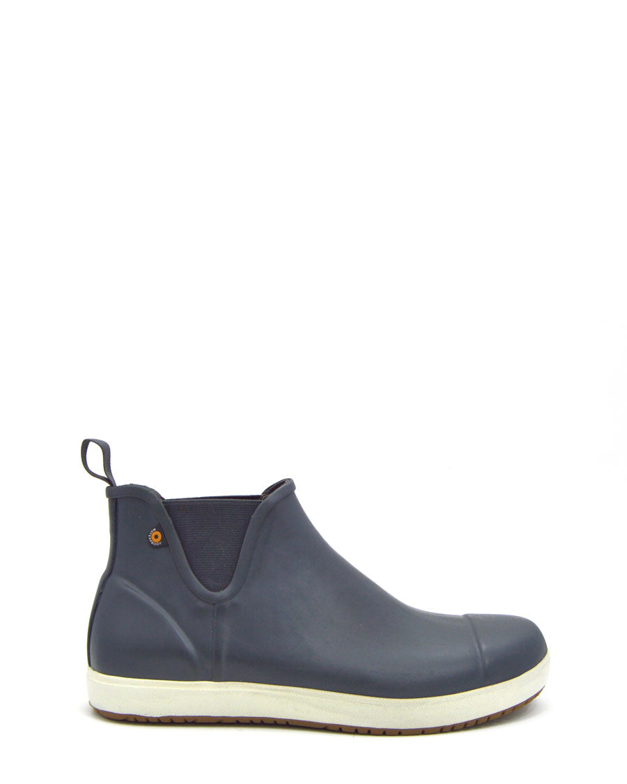 Overcast Chelsea Mens Grey Boots