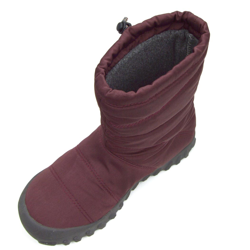 Puffy Mid Wine Insulated Boots