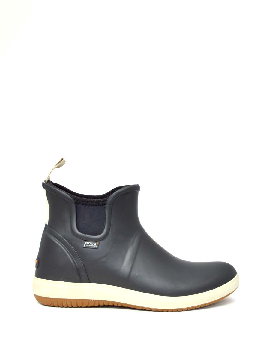 Quinn Slip-On Boots Black