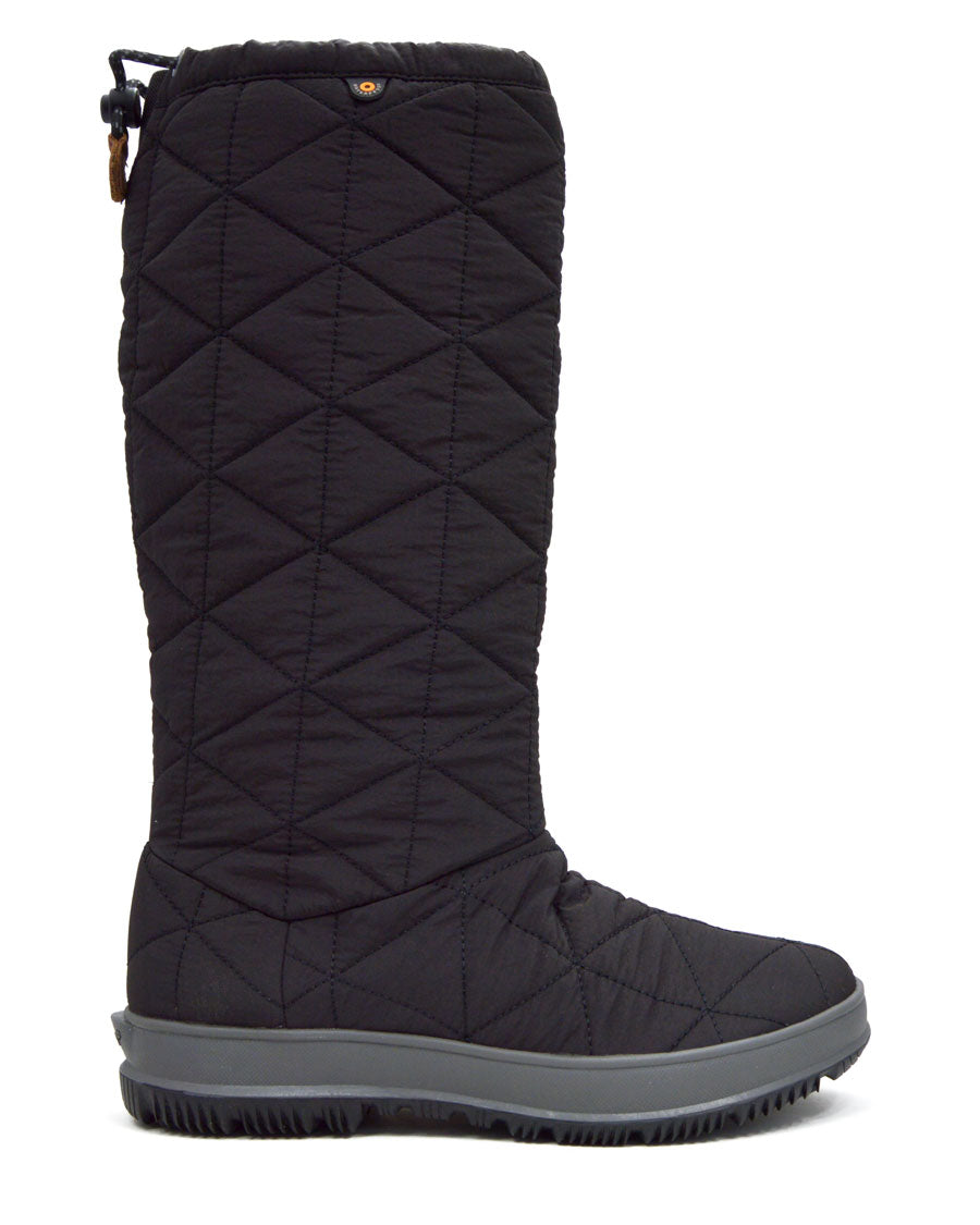 Snowday Tall Winter Boots Black