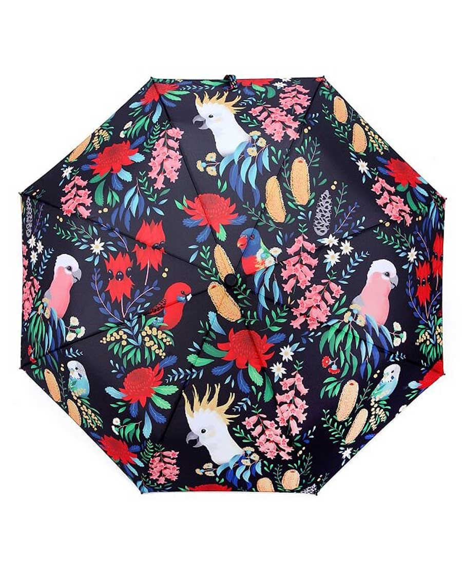 Bush Parrots Umbrella