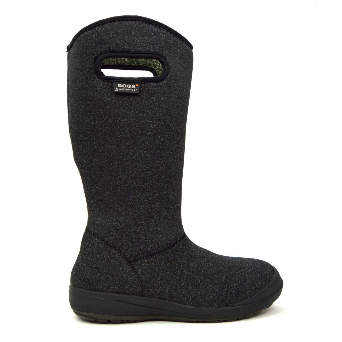 Charlie Black Wellies