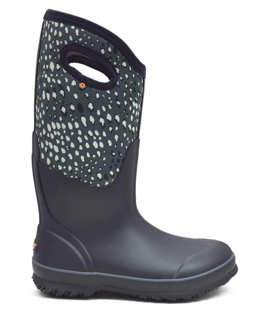 Classic Tall Appaloosa Wide Calf Gumboots