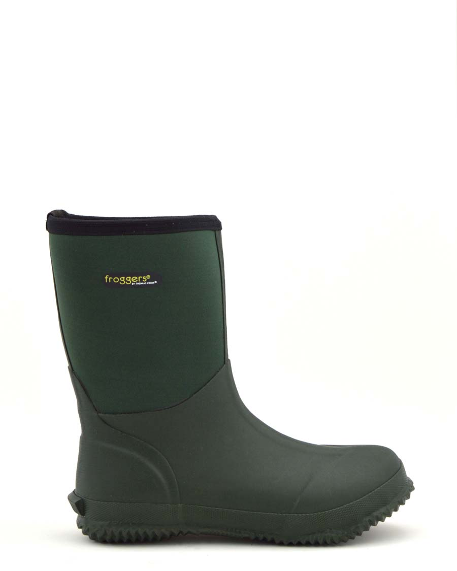Frogger Scrub Boot Green - Men