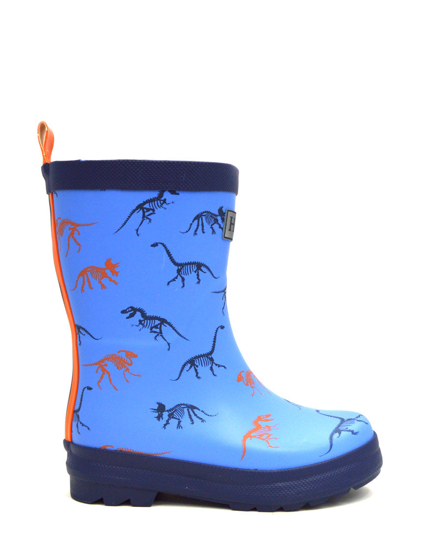Silhouette Dinos Matte Gumboots