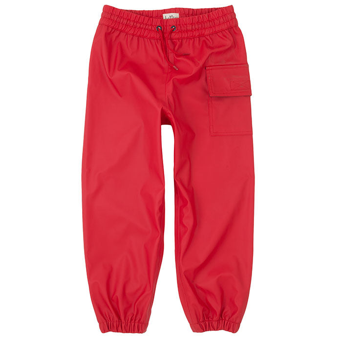 Hatley Red Splash Pants