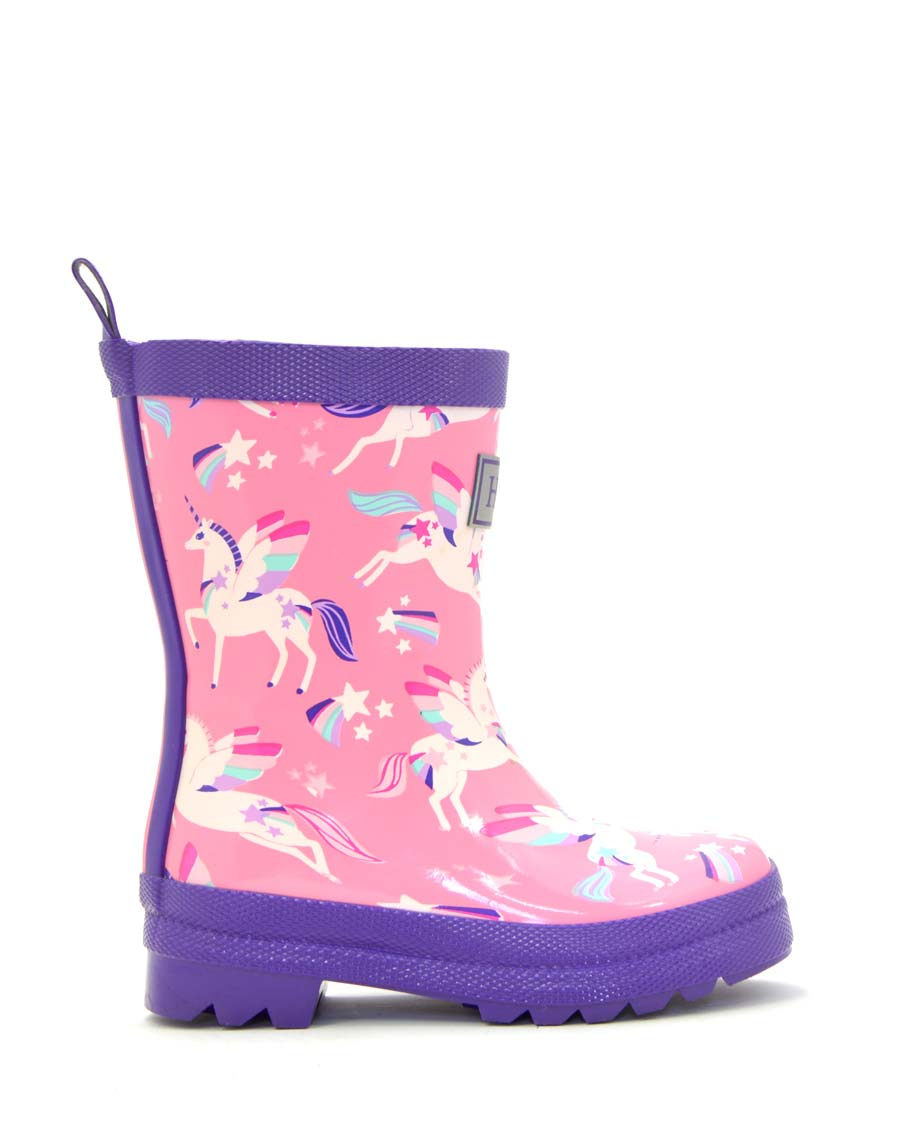 Hatley Winged Unicorns Gumboots
