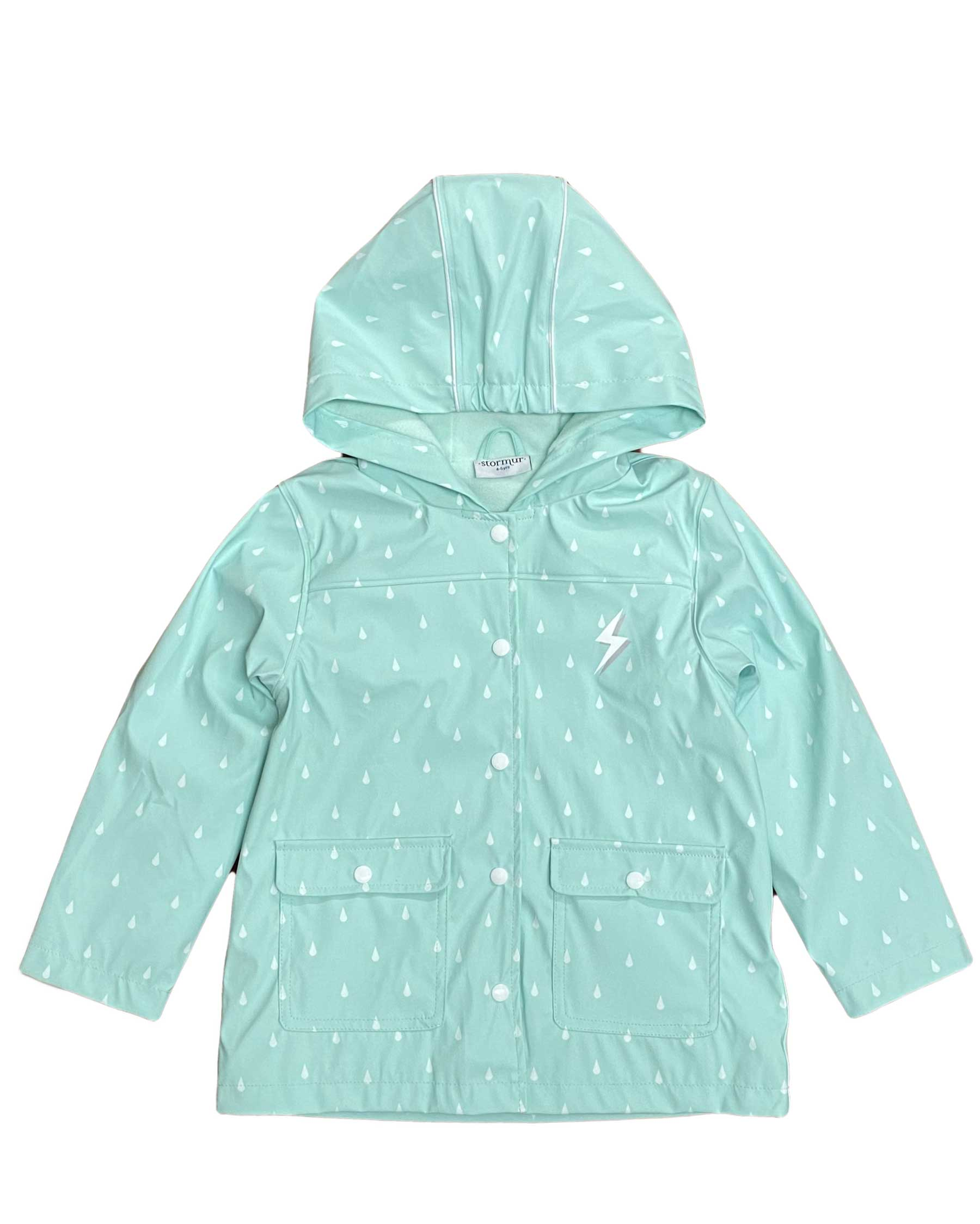 Misty Rain Waterproof Raincoat