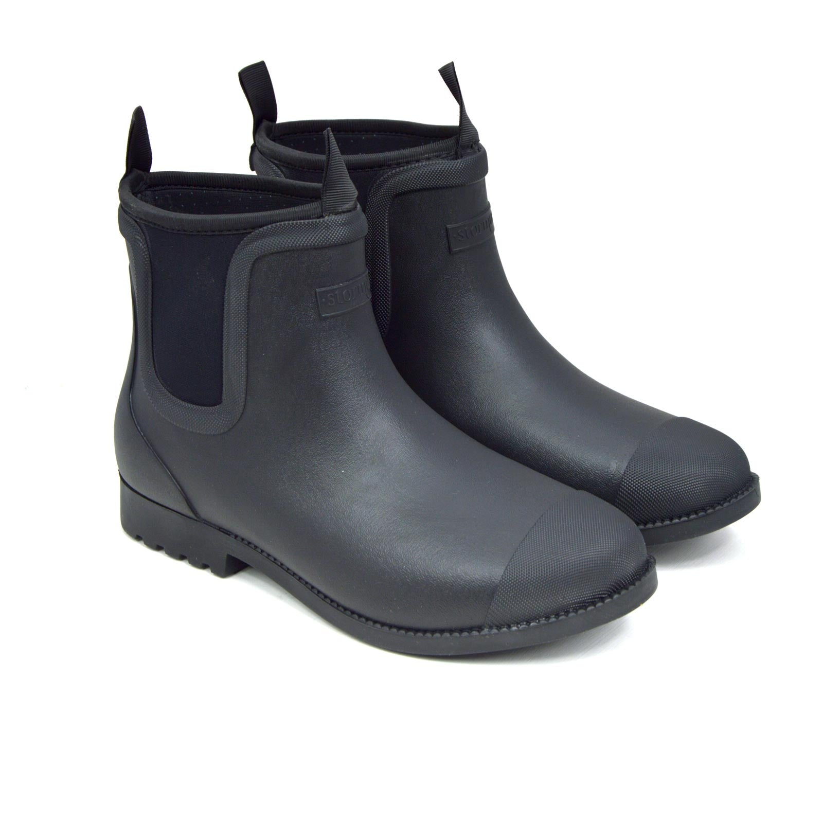 Original Gumboot Neo Chelsea Black