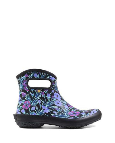 Patch Ankle Gumboots Floral