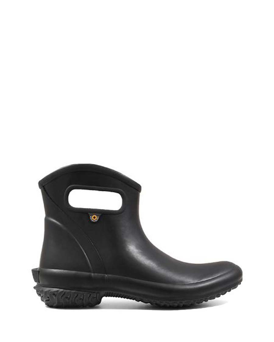 Patch Ankle Gumboots Solid