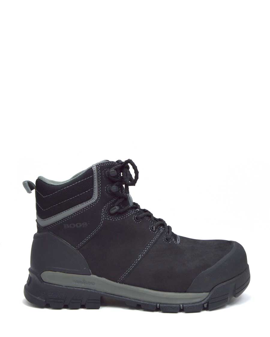 Pillar Zipper CT Waterproof Boots Black
