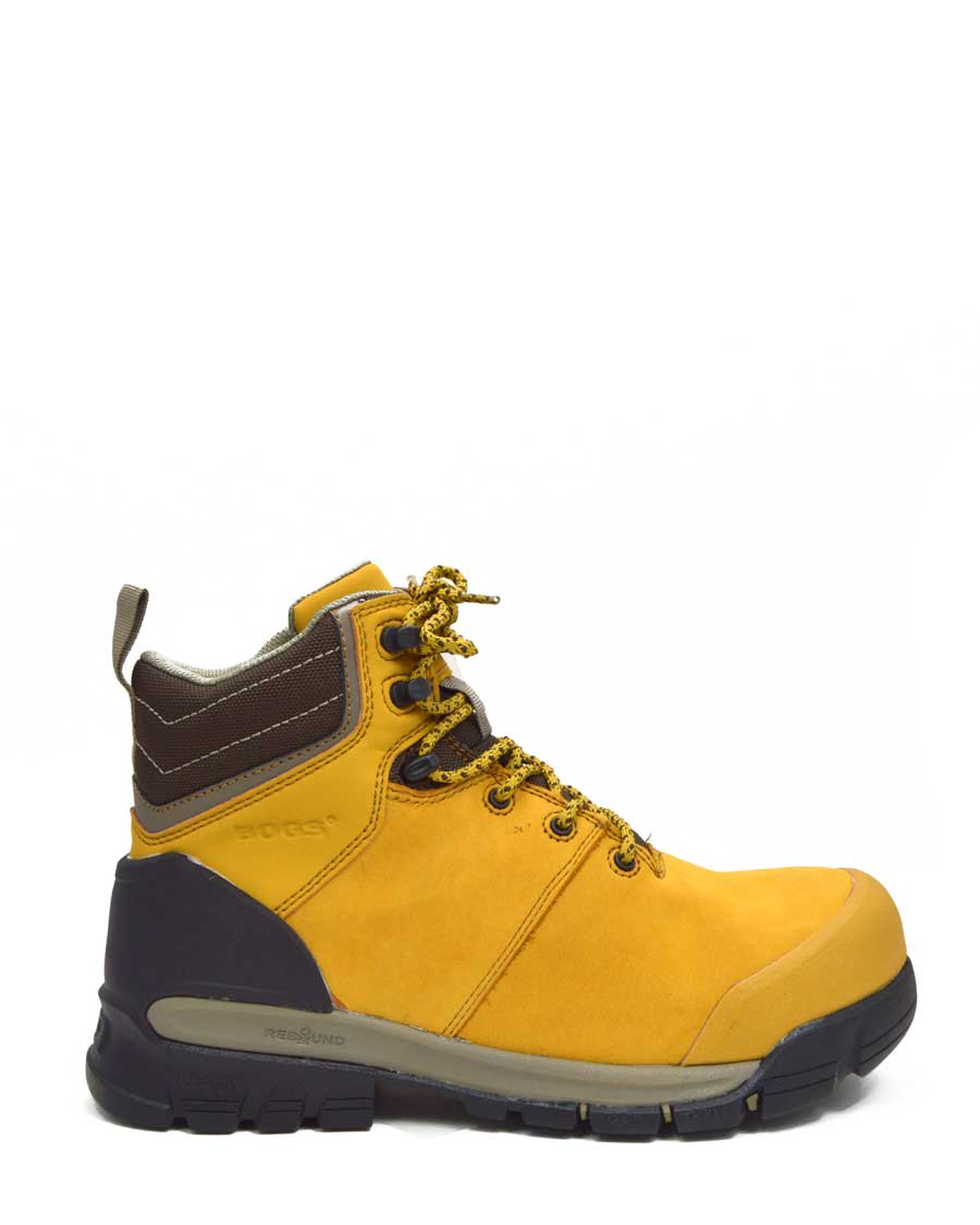 Pillar Zipper CT Waterproof Boots Camel