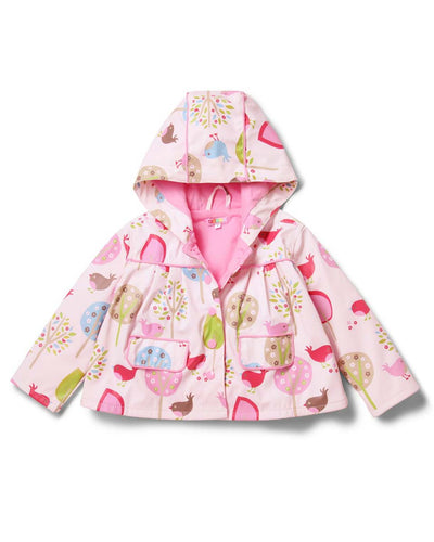 Chirpy Bird Raincoat