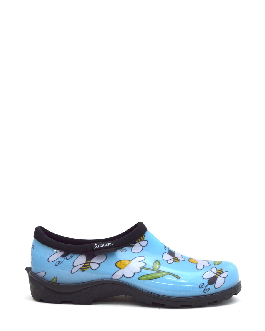 Splash Shoe Bumble Bee Blue