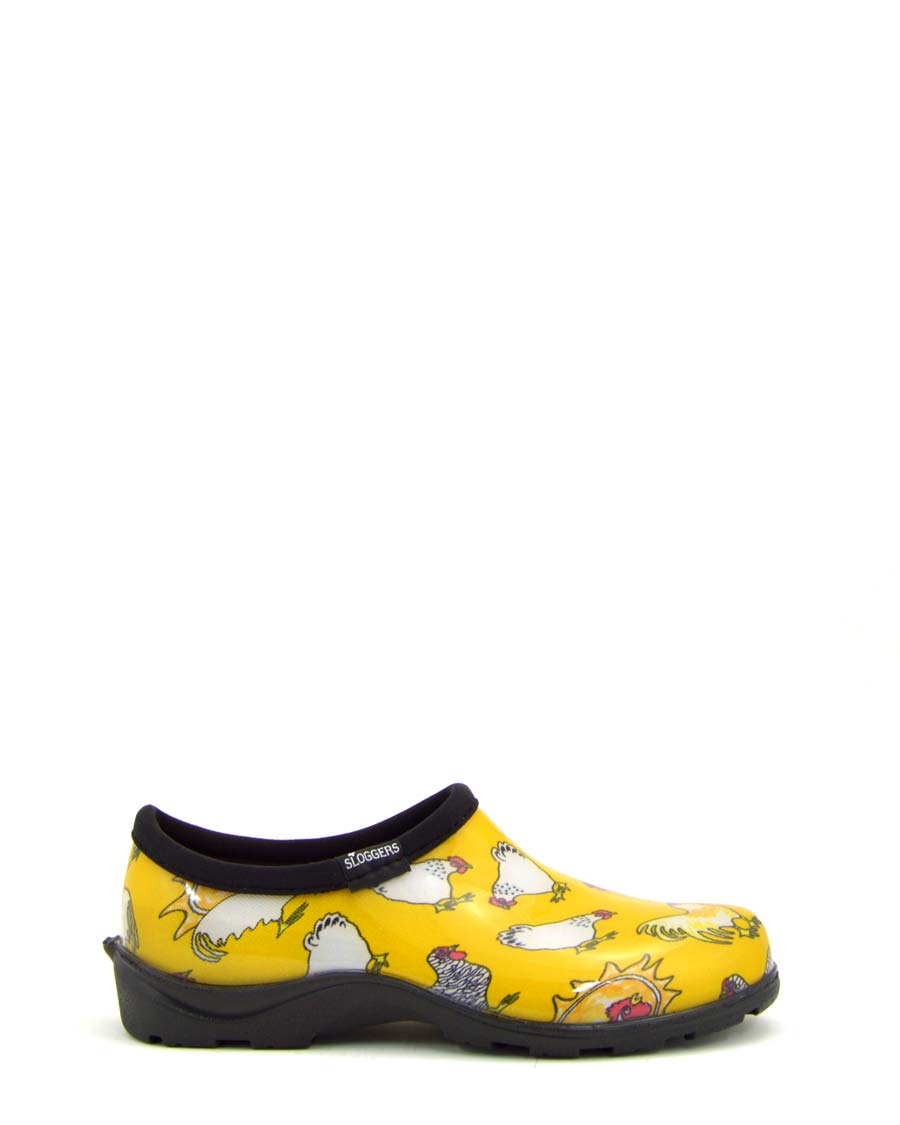 Sloggers Splash Shoe Yellow Chicken