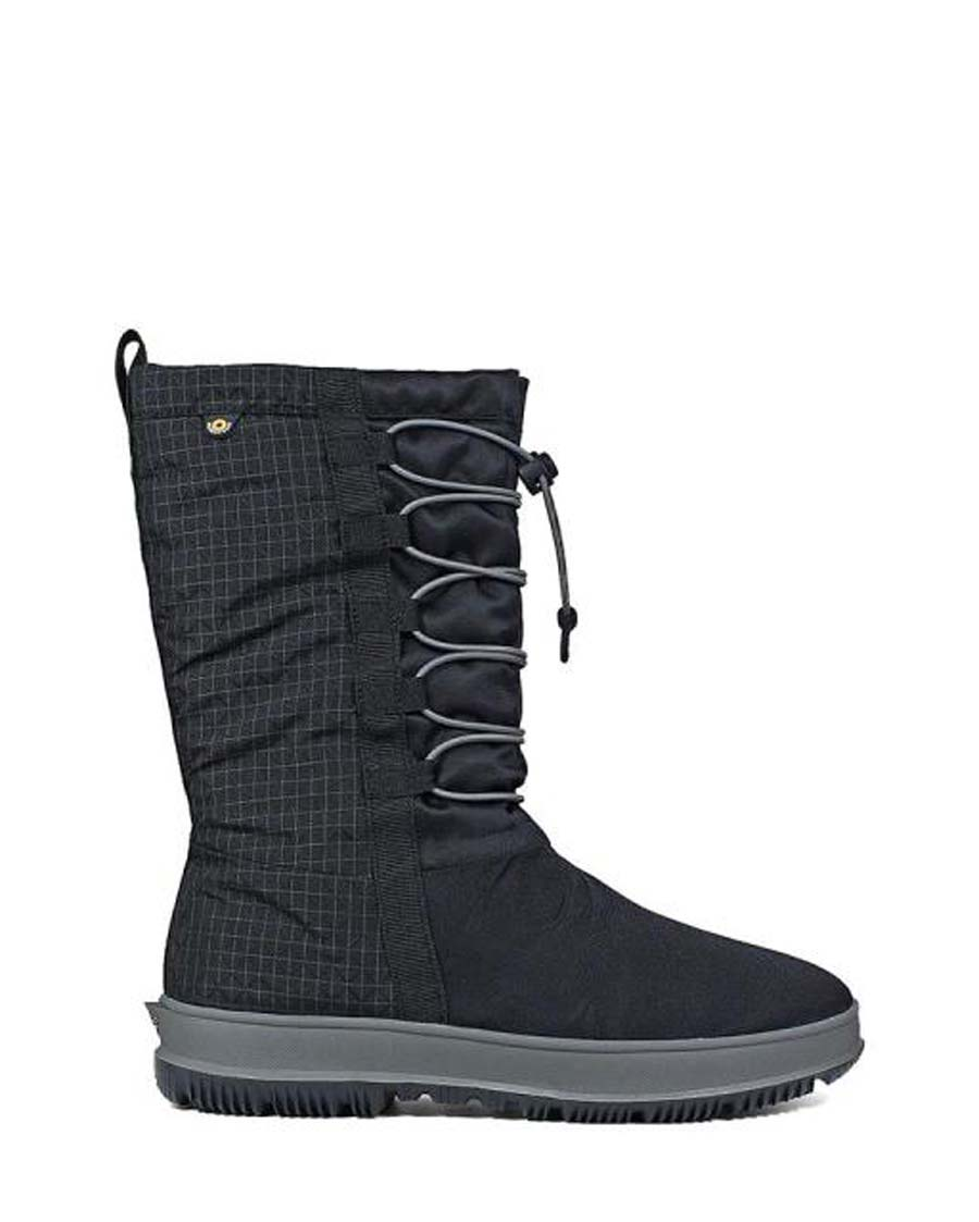 Snownights Winter Boots Black