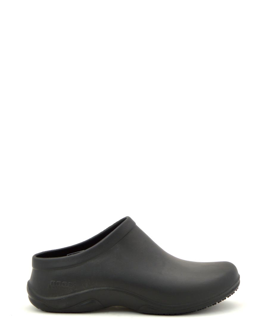 Stewart Womens Black Clog