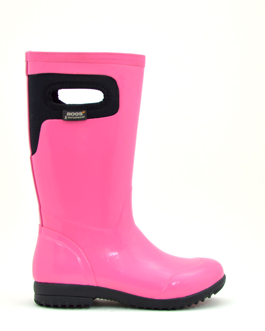 Tacoma Gumboots Hot Pink
