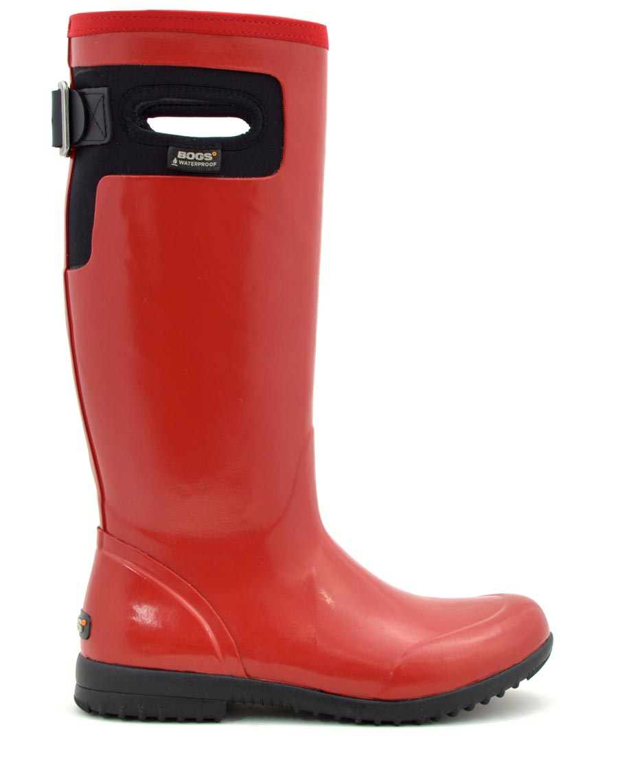 Tacoma Red Gumboots
