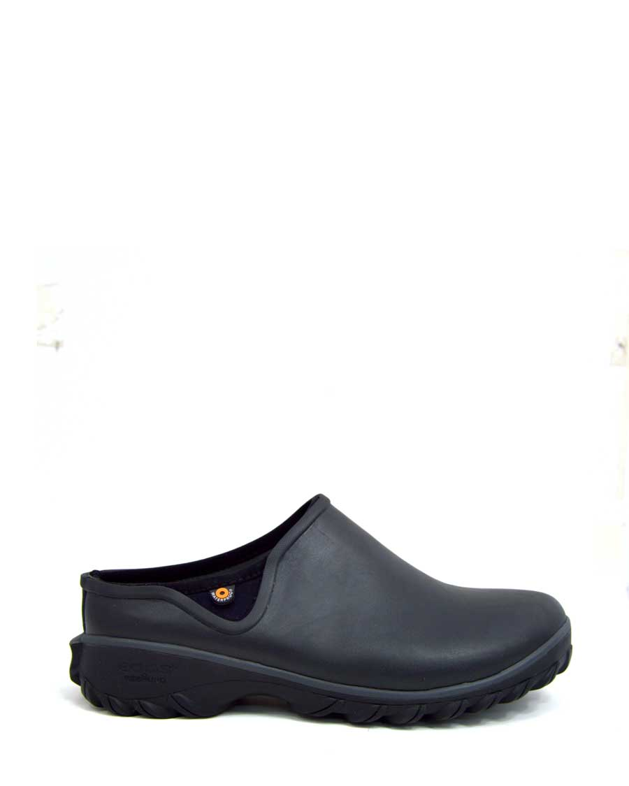 Sauvie Womens Clogs Black