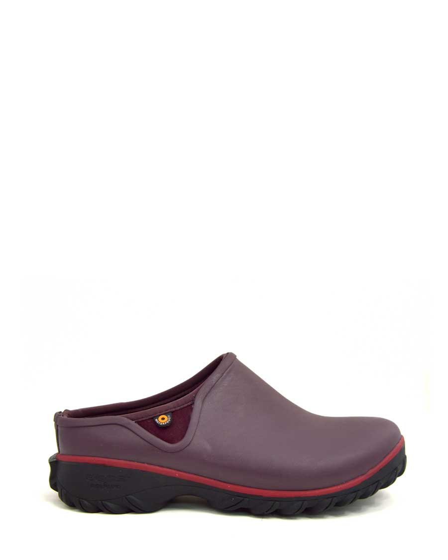 Sauvie Womens Clogs Wine