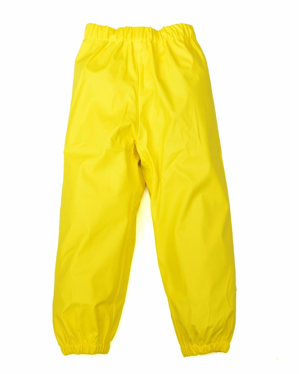 WelliesAU Yellow Splash Pants