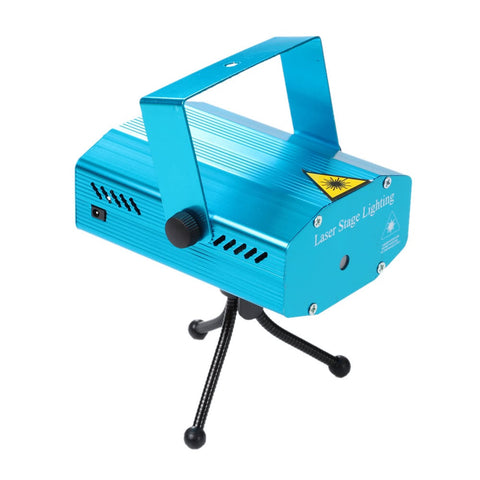 Mini Portable Party Lighting Projector