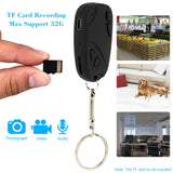 spy camera standard garage remote control memory card function