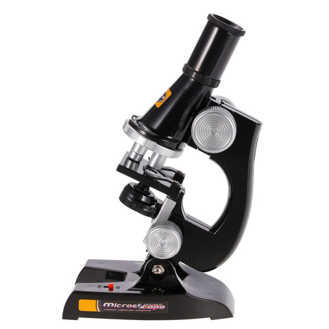 Kids Microscope - LED & Up To 450x Magnification