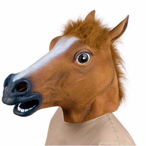 Horse Head Mask Meme