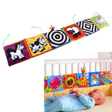 PlayZoo - Baby Crib Interactive Toy Set