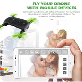 Pocket Sized Selfie Drone with Camera