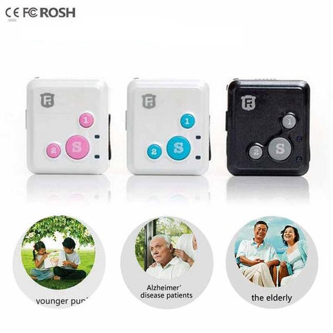 Mini GPS Tracker & SOS Communicator