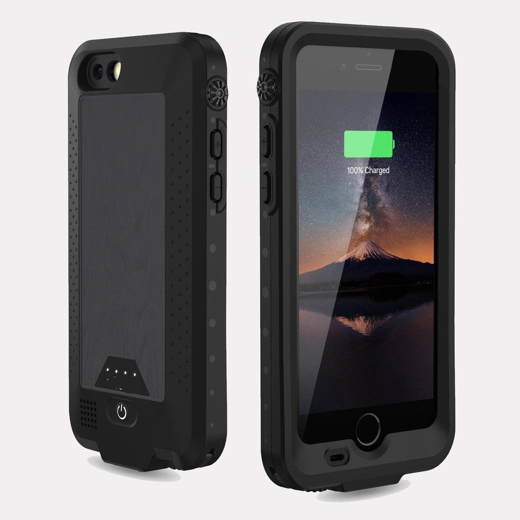 new style cdec1 5d28a Waterproof Battery Case for Iphone 6 , 6s , 6 plus , 6s plus