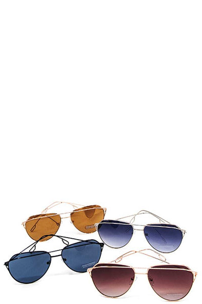Fashion Aviator Chic Wayfarer - Babe Shoppe