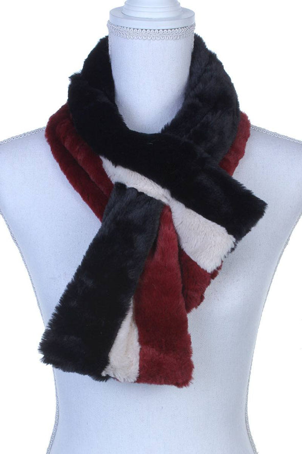 Soft Pull Through Scarf - Babe Shoppe