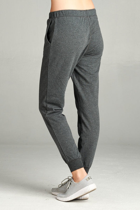 French Terry Jogger Pants - Babe Shoppe