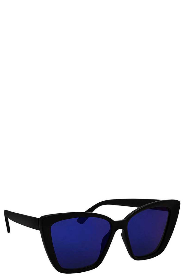 Square Cat Eye Sunglasses - Babe Shoppe
